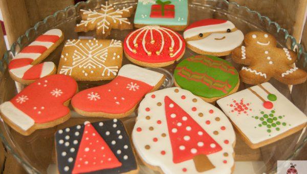 curso galletas navidad decoradas