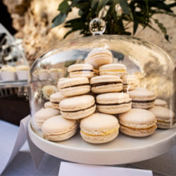 Mesa Dulce Bodas Macarons Cookies