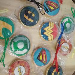 Galletas Personalizadas Super Heroes